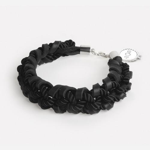 手鉤皮藝編織手繩素材套裝 / Leather Weave Bracelet