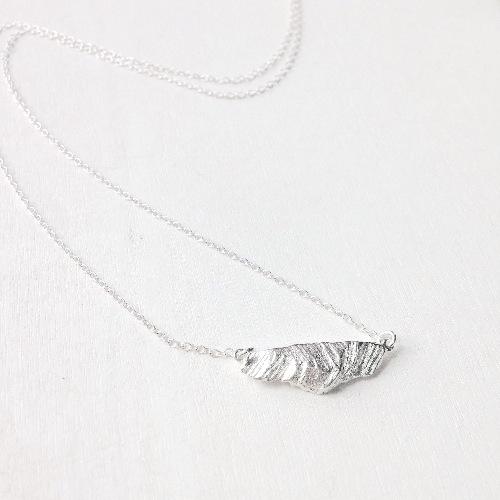 ▪ Island Necklace ▪ 小島項鍊 ▪ 風景系列 純銀項鍊 ▪