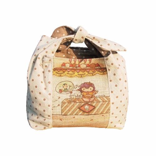 Faty and Homy環保餐盒袋系列:感恩