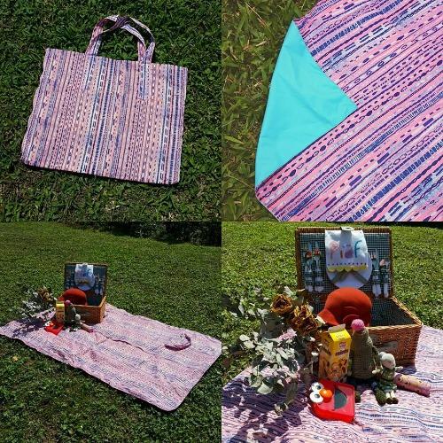 Marie - 野餐地墊包包