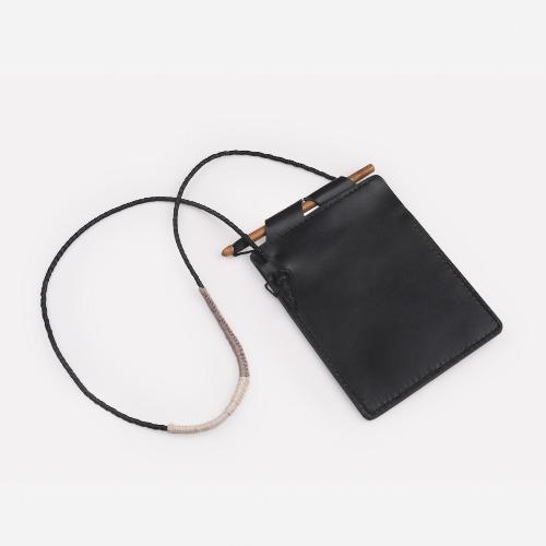 皮革旅遊小袋素材套裝 / Leather Passport Bag