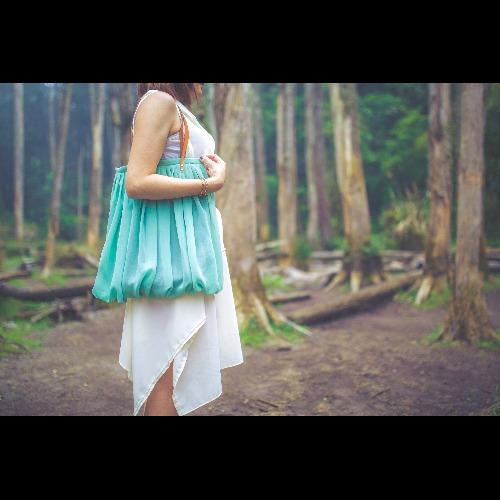  南庭系列 裙包-蔚亞南庭