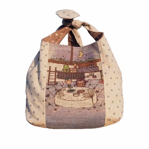 Faty and Homy環保餐盒袋系列:滿足