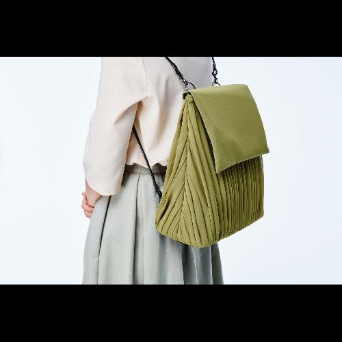 ||南庭系列||後背包-抹茶綠