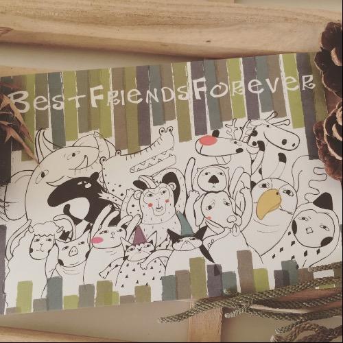 動物園好朋友/ Best Friends Forever/最好的朋友們
