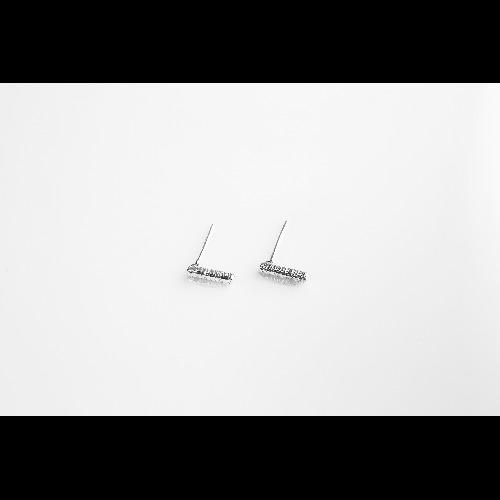 歸魚 |時光刻痕系列| 短耳環