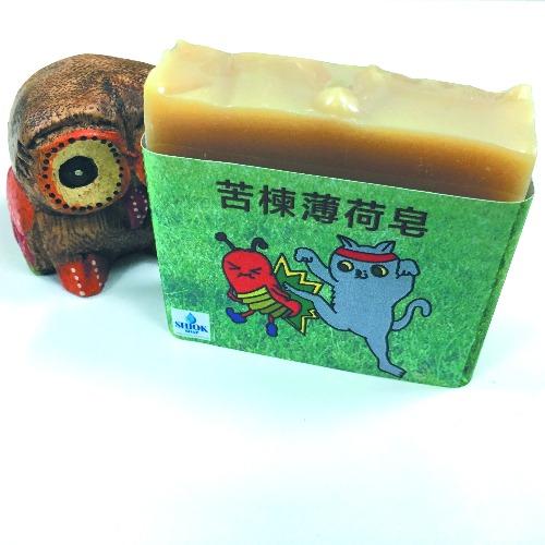 苦楝薄荷皂 Neem Mentha Soap