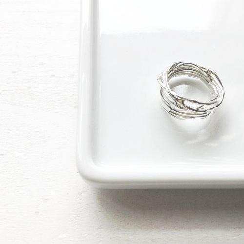 ▪ Fluid Ring ▪ 水紋戒指 ▪