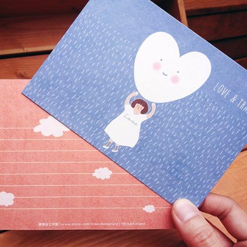 《KerKerland》LOVE&THANKS☉明信片