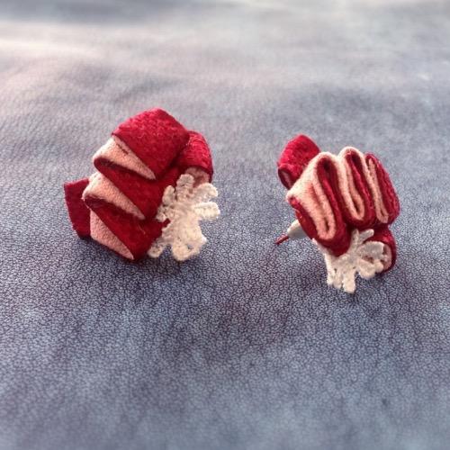 SuGarKA 立體耳環