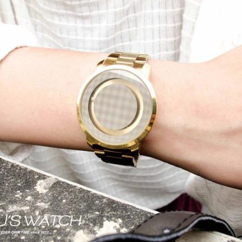 GUGU'S Watch 黃金老唱片機