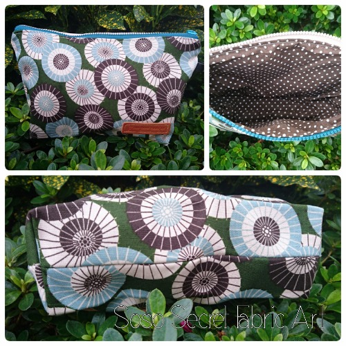 CP-2016-028 日本化妝袋 Japan Cosmetic Pouch