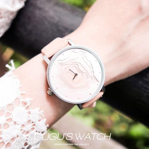 GUGU's Watch 粉海歐亞地層