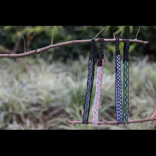 細版 織帶型 髮帶 髮箍 :::Triangle系列:::