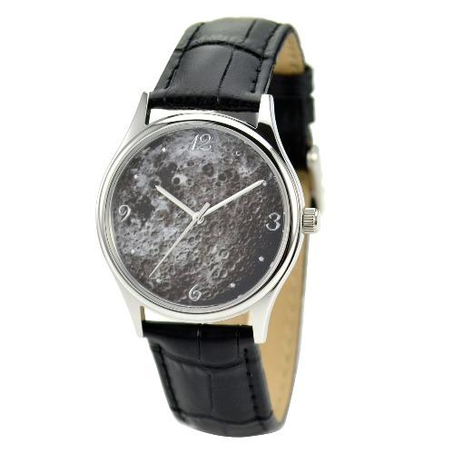 月球手錶 (Far Side) - 中性 - 全球免運