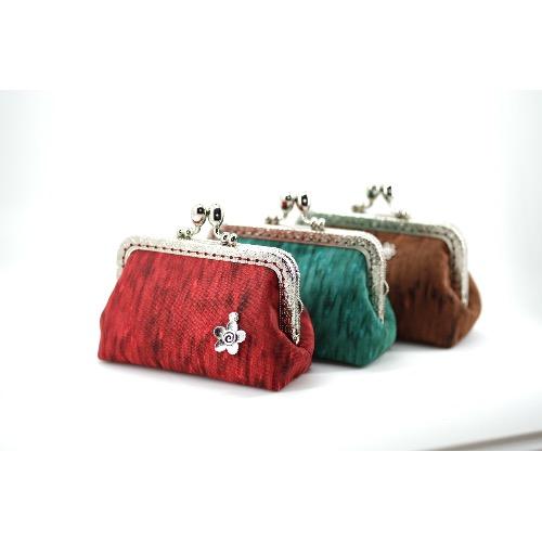 CaCa Crafts | 小錢包・口金包【貴婦】