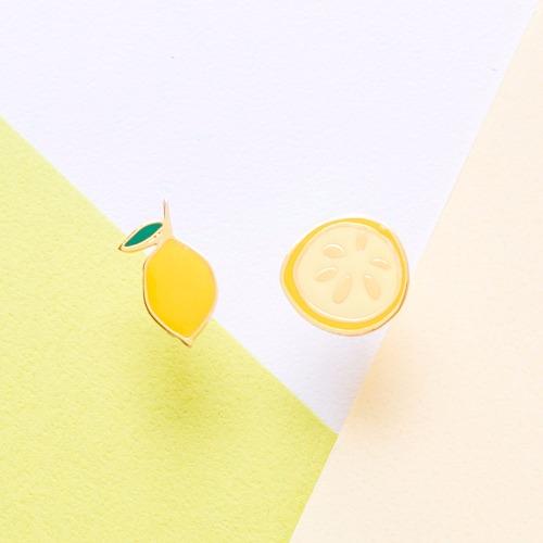 Little OH! 檸檬 | 雷夢 手作耳環