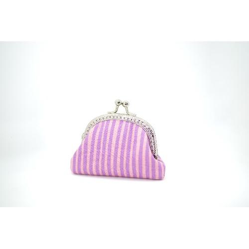 CaCa Crafts   口金包・零錢包【紫色的浪漫】