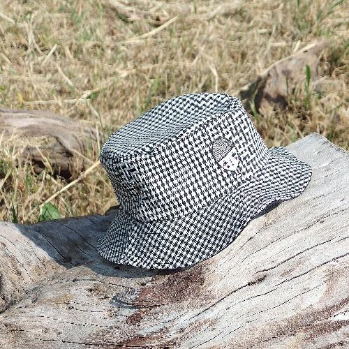 漁夫帽 斑子(雙面可戴)