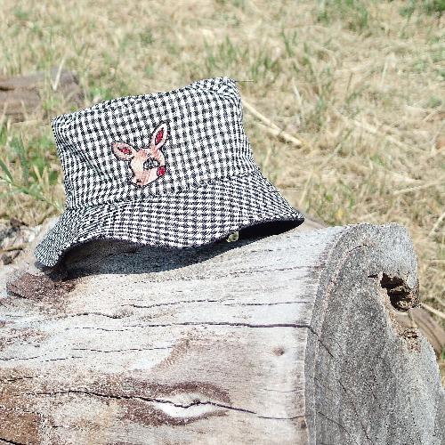 漁夫帽 小鹿(雙面可戴)