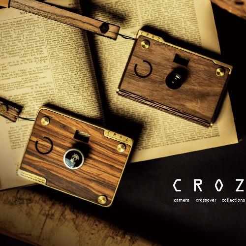 CROZ D.I.Y Digital Camera(摩登復古 Vintage)