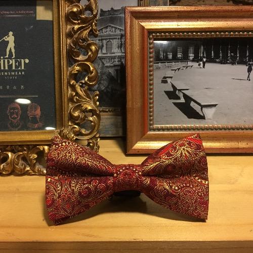 Mr.Tie 手工縫製領結 Hand Made Bow Tie