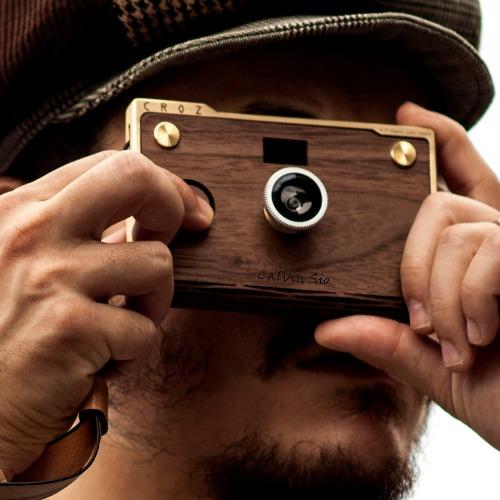 CROZ D.I.Y Digital Camera(原質經典 Premium)
