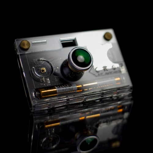 CROZ D.I.Y Digital Camera (晶透前衛 VANGUARD)