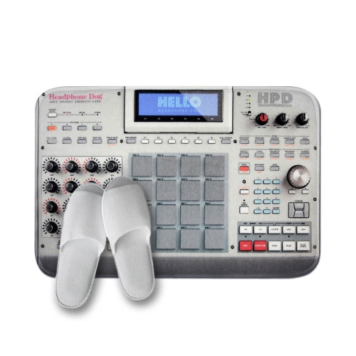 音樂居家MIDI控制器 地墊/門墊 Midi Mat 音樂人的聖誕禮物 交換禮物