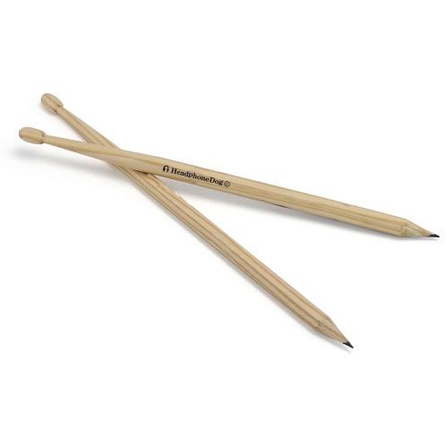 ROCKER必備 搖滾 鼓棒鉛筆 (一組2入)