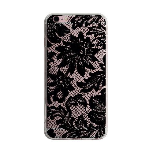 黑色Lace iPhone 5 6 7 手機殼 cases