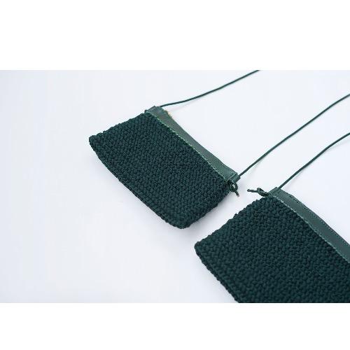 Size B 小尺寸 織袋 (綠色)