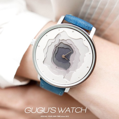 GUGU's Watch 藍海歐亞地層