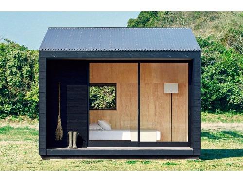 MUJI粉絲注意喔! 港幣約21萬便可以買到MUJI建造的小屋
