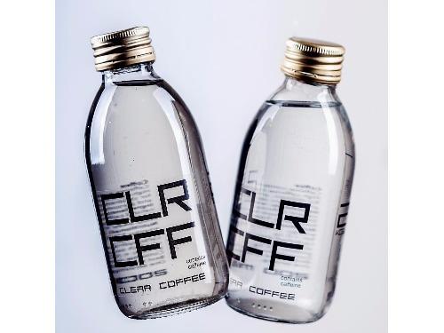 世上首款透明咖啡
