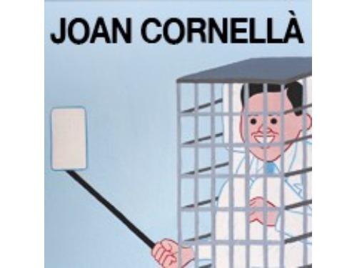 黑色幽默漫畫家Joan Cornellà再度來港