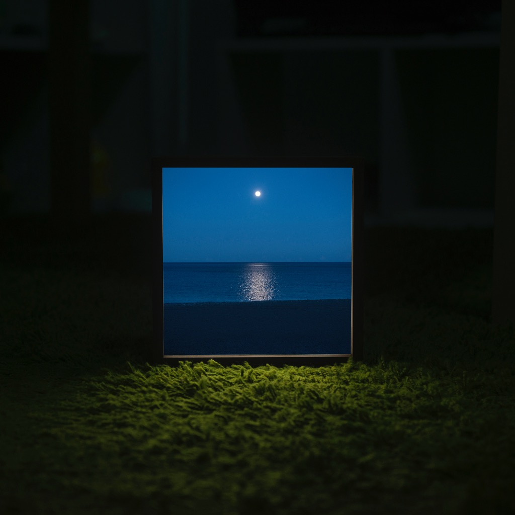 Lighto光印樣|Mini燈箱|月光啤酒(aPo)