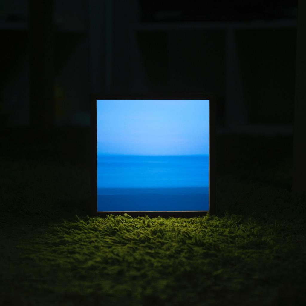 Lighto光印樣|Mini燈箱| 藍與另一種藍(aPo)