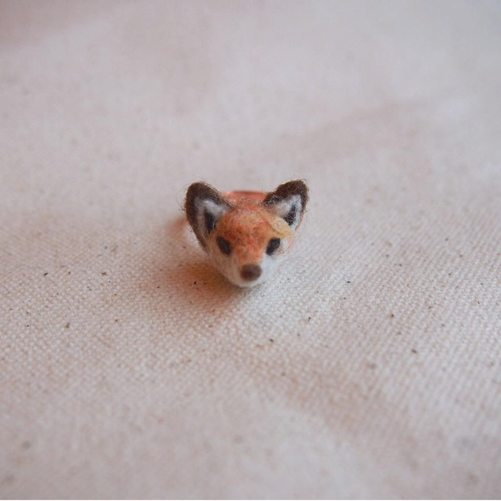 小赤狐 介指
