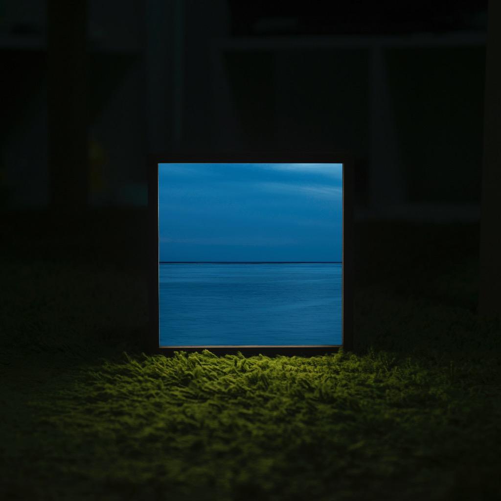 Lighto光印樣|Mini燈箱| 心裡的平靜(aPo)