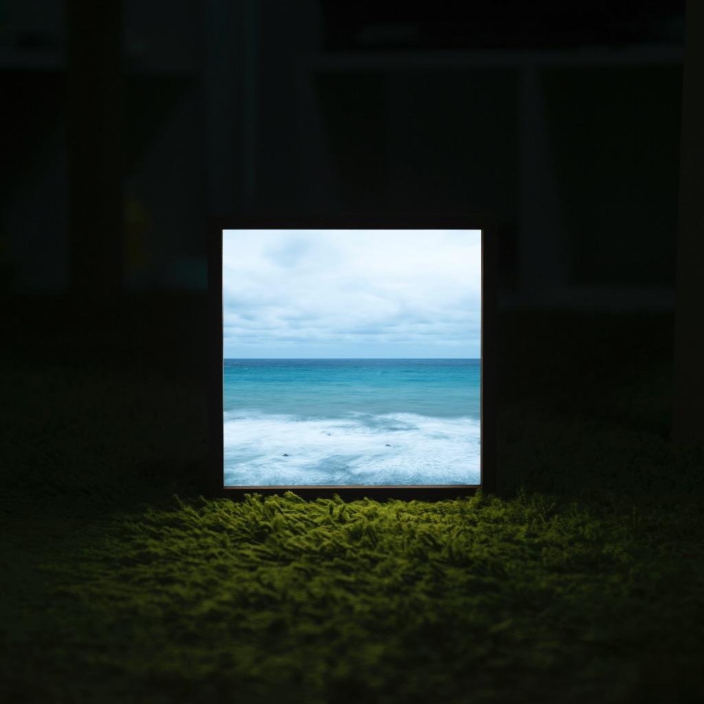 Lighto光印樣|Mini燈箱| 綿花海岸(aPo)