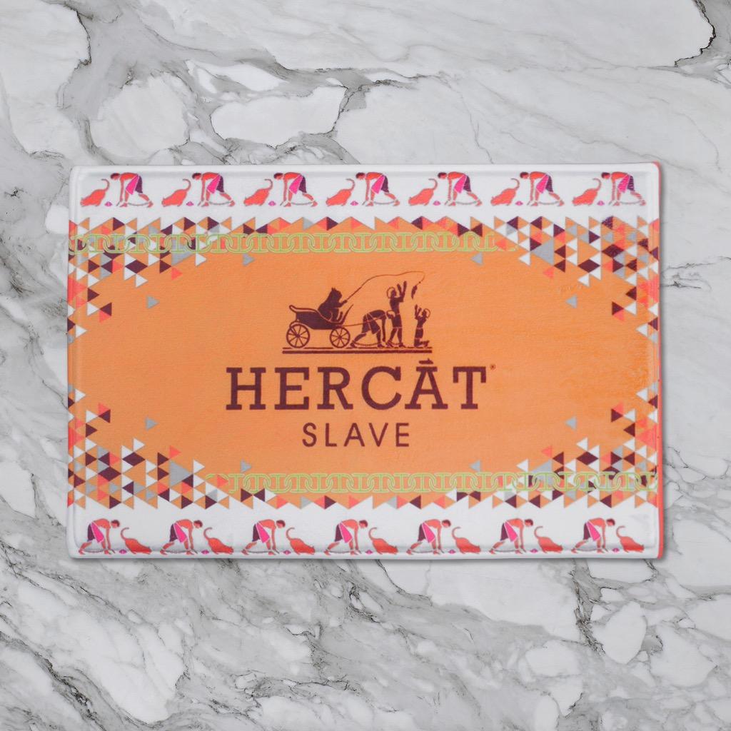 貓 床前浴室門口地毯地墊 貓奴牌【高端品牌 Hercat 愛貓仕】