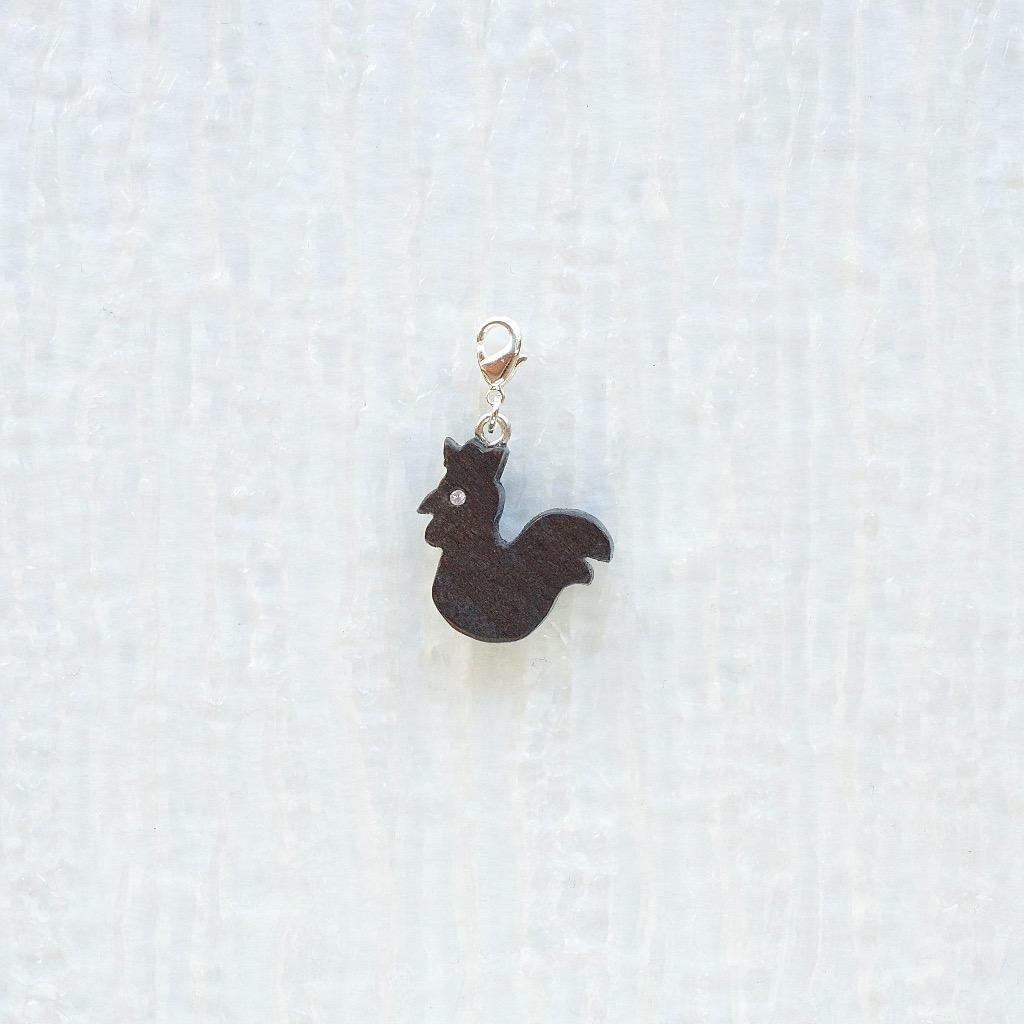 【Honeywood】木製吊飾 》》雞。吊飾
