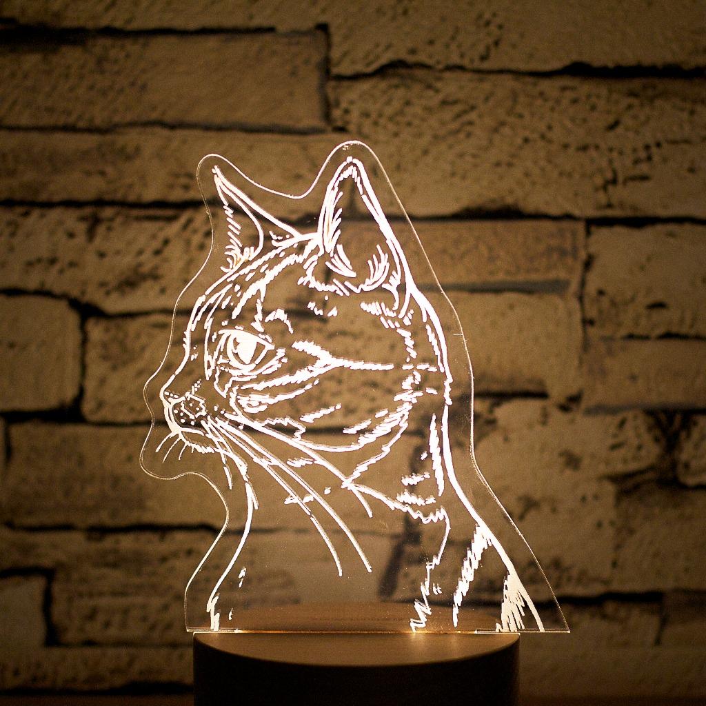 有製夜燈-寵物客製版