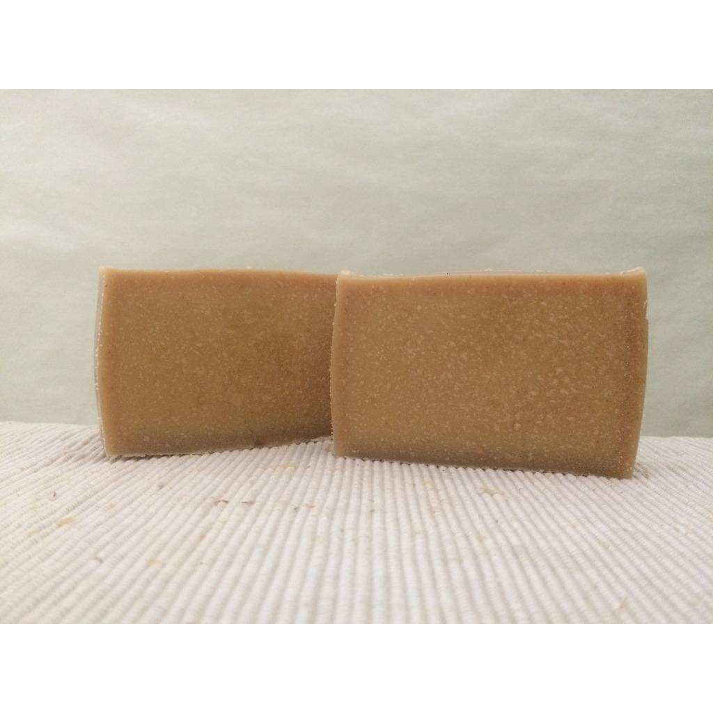 杏仁牛奶柔膚皂