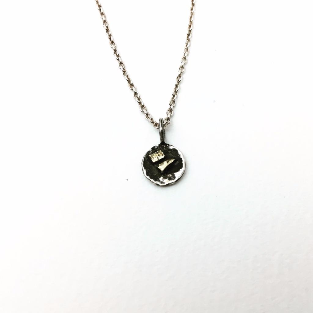 點綴系列-純銀項鍊