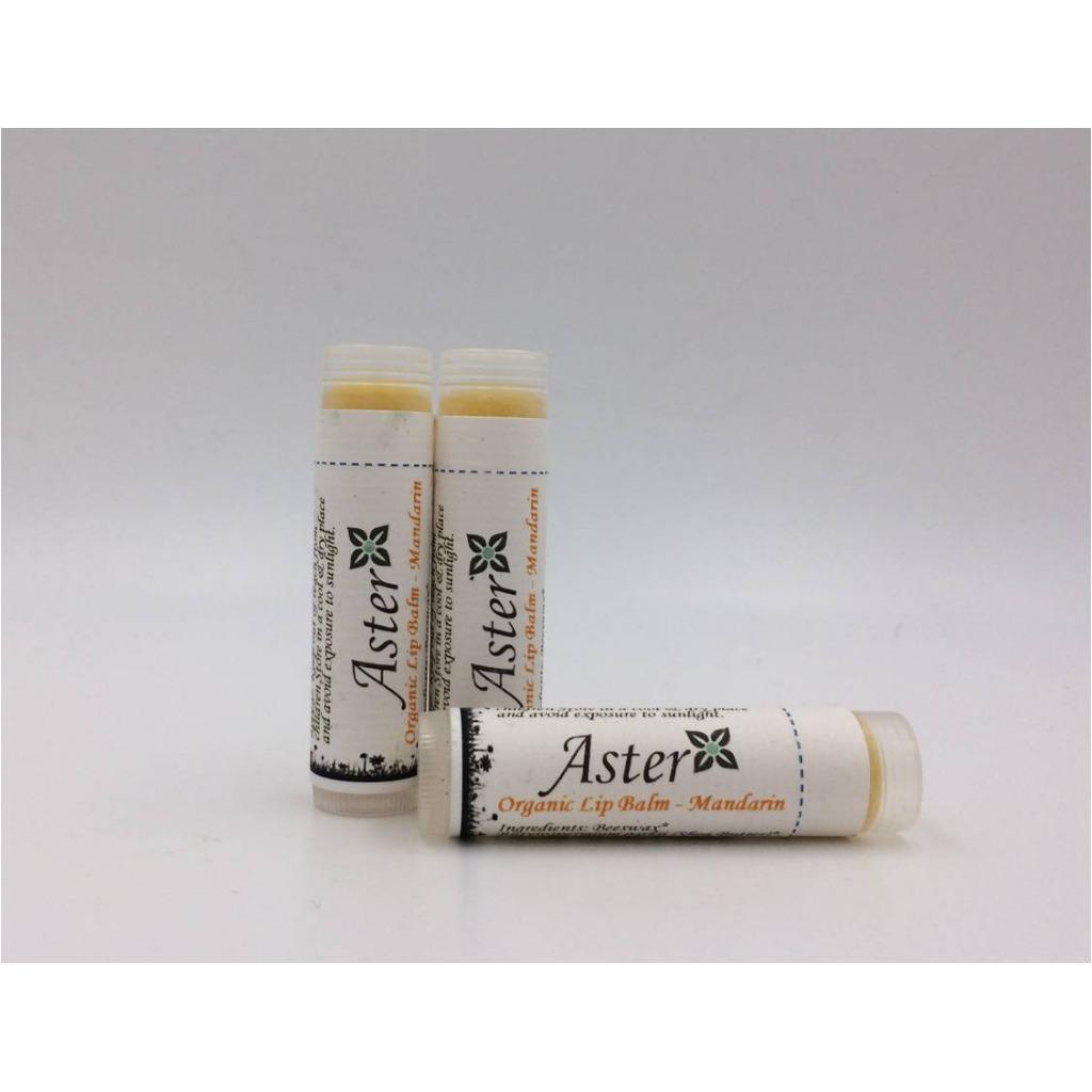 天然有機蜂蠟潤唇膏
