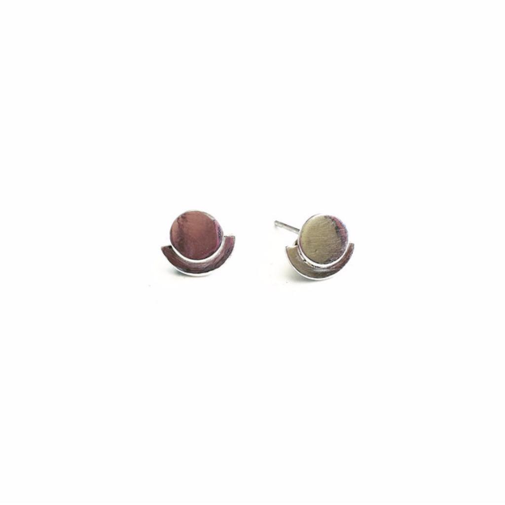 小宇宙-純銀耳環/siver earring