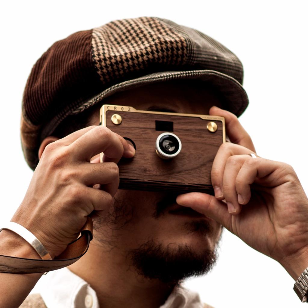 CROZ D.I.Y Digital Camera第二代(原質經典 Premium)