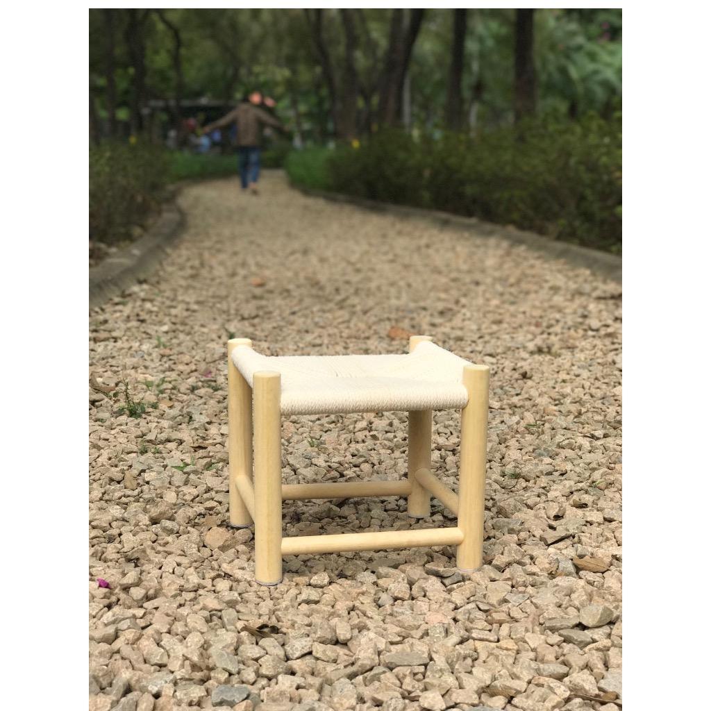 「綺想」矮椅子